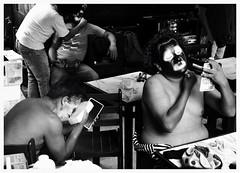 DSC_0059 (Gloria Pardo) Tags: lima streetphotography clowns payaso klovn pitre payasos fotografiadocumental streetclowns fotografiaperuana gloriapardo payasosperuanos tonyperejil peruvianclowns httpswwwflickrcomphotosgloriapardosets