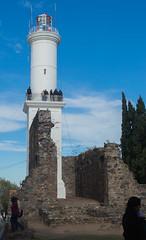 Faro (laurw) Tags: lighthouse colonia