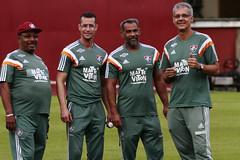 Treino do Fluminense - 30/06/2015 (Fluminense F.C.) Tags: alex gege laranjeiras veloso fluminense pedro treino massagista nelsonperez brasileiro2015