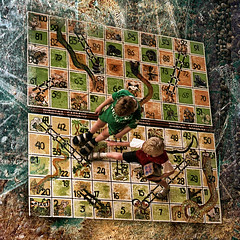 Snakes And Ladders (mcgarrett88) Tags: texturesquared
