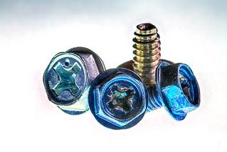 Still life screws