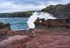 Heart of Hawaii (tPFmariah9999) Tags: heart valentine hawaii splash beach rocks maui ocean tropical vacation heartshapedrock nakaleleblowhole hike jenjohnsonphotography nature hearts happyvalentinesday