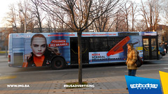 Info Media Group - Rimmel, BUS Outdoor Advertising, 12-2016 (13) (infomedia_group) Tags: bus advertising wrap outdoor branding busadvertising rimmel