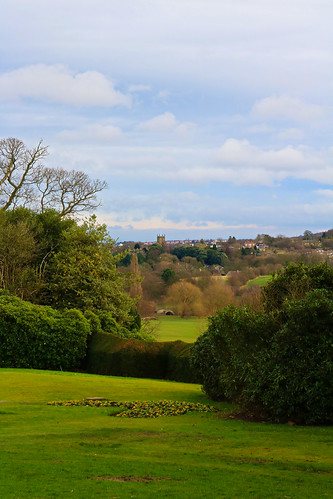 Looking towards Cawthorne from Cannon Hall