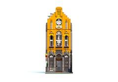 ICP modular - 360 view (looooookl) Tags: lego modular 3d 360 view