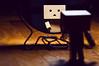 At the mirror (Chiara Mangiaracina) Tags: danbo danboard toys toy giochi giocattoli cute kawaii japan giappone cartoon portrait portraiture nikon photography stilllife studio set mirror specchio riflesso boy smile funny fun sweet love d90