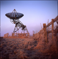 turn of event (steve-jack) Tags: hasselblad 501cm 80mm cb fuji velvia 50 film 120 6x6 medium format cambridgeshire mullard observatory epson v500 tetenal e6 kit