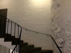 Trappan (Ken-Zan) Tags: trappan fästning ljunghav white wall kenzan