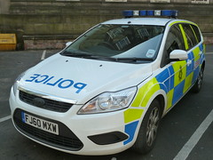 Nottinghamshire Police Ford Focus Response Car FJ60 MXW (NottsEmergency) Tags: park city nottingham rescue ford car lights central police vehicle siren beeston nottinghamshire midlands response 999 sirens constable bluelights notts policeofficer eastmidlands constabulary policing responding nottspolice highfields neenaw responsecar nottinghamshirepolice
