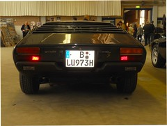 Lamborghini Urraco P 250 (1973) -1 (Transaxle (alias Toprope)) Tags: auto show berlin classic cars beauty car vintage nikon power antique voiture historic coche soul classics oldtimer bella autos veteran macchina coches voitures toprope antigo antigos oldtimershow glien paaren 2013