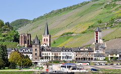 201305_Rhine Moselle_138.jpg (Johnchess) Tags: cruise germany rhine bellevue bacharach rhinelandpalatinate may2013