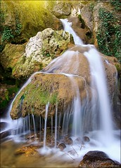 Spring rill flow. (Igor Goncharenko) Tags: wood trip travel light wild summer wallpaper sunlight mountain plant motion tree green fall tourism nature water beautiful beauty rain rock stone forest river landscape flow waterfall leaf moss spring scenery stream day view natural outdoor background peaceful tourist canyon fresh clean jungle tropical environment flowing splash cascade freshness rill