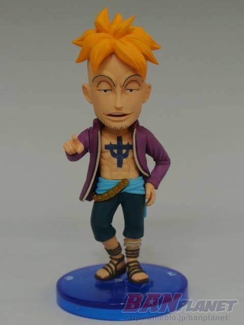 One Piece World Collectable Figure 海賊王 WCF系列 Vol.33 白鬍子海賊團 隊長篇 2