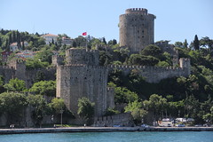 Rumeli Fortress (anja63) Tags: turkey istanbul bosphorus turchia bosforo rumelifortress