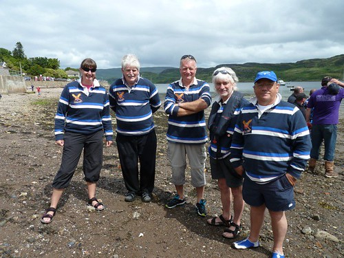 Maidens coastal rowing team Carrick