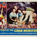 "Attack of the Crab Monsters (Allied Artists, 1957). Lobby Card (11"" X 14"")"