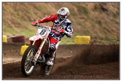 Demián Villar (KarinaFotografia) Tags: sport race honda deporte motor motocross mx carrera crf piloto