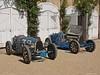 Schloss Dyck Classic Days 2013 - Bugattis