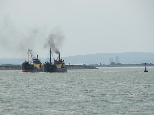VIC96 and VIC56 in the Medway