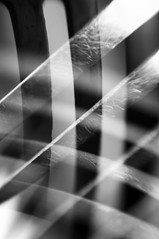 Fork (Peter Rea 13) Tags: blackandwhite abstract lensbaby mono exposure experimental fork multipleexposure triple lensblr photographersontumblr