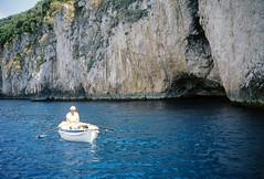 Capri, Italy (Sharie Shi) Tags: italy capri kodak contax e100vs t2