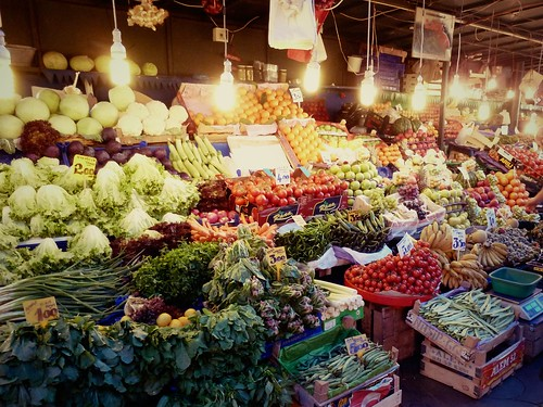 Marché, Istanbul, Turquie