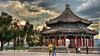 Summer Palace (timothyselvage) Tags: china travel sunset travelling architecture temple nikon beijing september summerpalace nikkor hdr highdynamicrange 2012 d800 2470mm photomatix fav25 timothyselvage selvama selvamacom