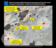 ภาพจากHRW ประกอบข่าว รัสเซียอ้างได้รับหล ักฐานพิสูจน์ว่าฝ่ายกบฏในซีเรียเป็นผู้ใช้ อาวุธเคมี