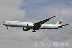 C-FIUV (bwi2muc) Tags: plane airplane flying airport aircraft boeing 777 lhr heathrowairport aircanada londonheathrow staralliance 777300 cfiuv