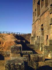 RIM00035-1 (Rafael Jimnez) Tags: 2003 portugal archaeology belmonte arqueologa imperioromano antiguaroma