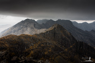 Black Cuillin - On the Edge of Darkness (Reloaded - Into Darkness)