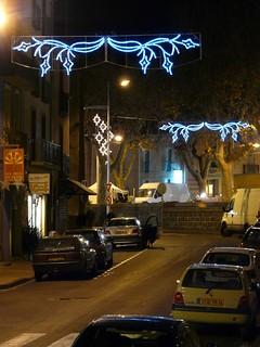 Agde (34), illuminations 2008