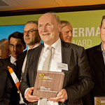 Dr. Westphalen wird mit dem German Renewables Award 2013 ausgezeichnet