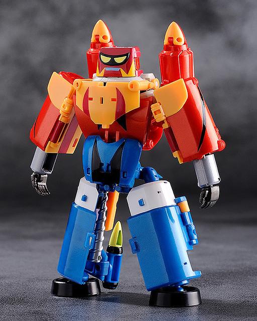 Dynamic Change 迷你變形 蓋特龍機器人
