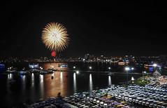 Pattaya Firework Festival 2013