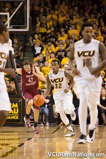 VCU vs. Eastern Kentucky