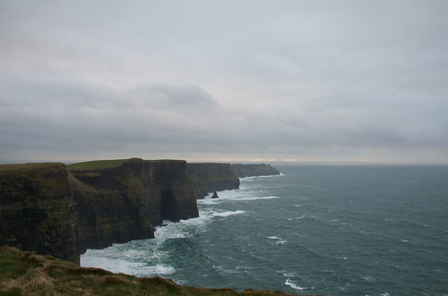 At the edge of the world (The Cliffs of Moher) ©  Still ePsiLoN