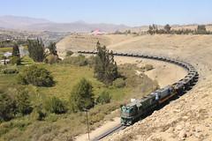 Inmortales! (Guillermo Andre) Tags: chile red de tren cap atacama norte ferrocarriles hierro vallenar ferronor gr12u