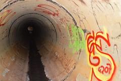 Shortie (darkday.) Tags: urban underground australia brisbane drain qld exploration urbex