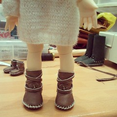 #Indianini #boots #Littlefee #bjd #doll #Yosd Sold! (Ale Style4Bjd) Tags: valencia square boots squareformat bjd yosd yosdboots bjdshoes littlefee iphoneography indianini instagramapp uploaded:by=instagram bjdboots indianiniboots