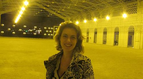 Pilar Garrido en Casa Mediterráneo