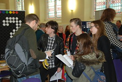 """Lots of interest from young people at Winter Pride 2014 • <a style=""""font-size:0.8em;"""" href=""""https://www.flickr.com/photos/66700933@N06/12425703483/"""" target=""""_blank"""">View on Flickr</a>"""