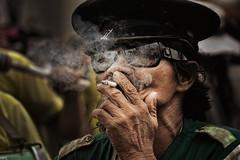 Love Affair with Smoking (ericmontalban) Tags: people asia cigarette philippines smoking