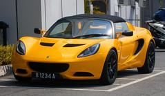 2014 Lotus Elise CR (Aero7MY) Tags: show cars sports car club lotus elise norfolk malaysia british cr drivers racer shah alam 2014 autofest glenmarie hethel drbhicom