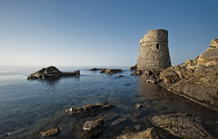 Torre Prarola (danilodld) Tags: italy landscape italia mare torre liguria acqua paesaggio imperia dld 2014 saraceni prarola nikond5000