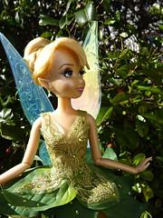 Tinkerbell Designer (madeye_pika) Tags: doll tinkerbell disney limitededition disneystore clochette fairiesdesignercollection
