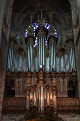 Cathdrale Notre-Dame de Rodez (CpaKmoi) Tags: france notredame cathdrale aveyron rodez