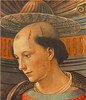 Domenico Ghirlandaio, St. Stephen (detail), ca. 1494, Museum of Fine Arts, Budapest (Emme Debi) Tags: art domenico ghirlandaio quattrocento
