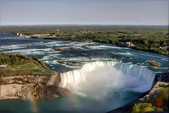 Horseshoe Falls, Niagara Falls, Ontario CA - EXPLORE 2014/03/30 (Mark Kaletka) Tags: ontario canada landscape niagarafalls waterfall niagara skylon horseshoefalls