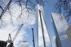 IMG_7911 2014-04-05 Sat CoB weekend Freedom Tower NYC New York City (eddie.spaghetti) Tags: city nyc newyorkcity newyork freedom weekend manhattan wtc lowermanhattan thebigapple freedomtower 1worldtradecenter photobyed 1wtc oneworldtradecenter